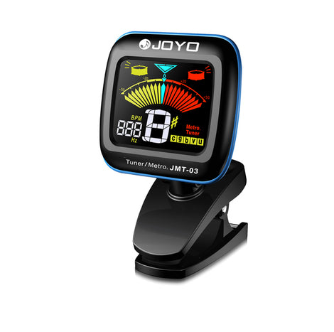 Joyo JMT03 Clip-On Digital Chromatic Tuner and Metronome