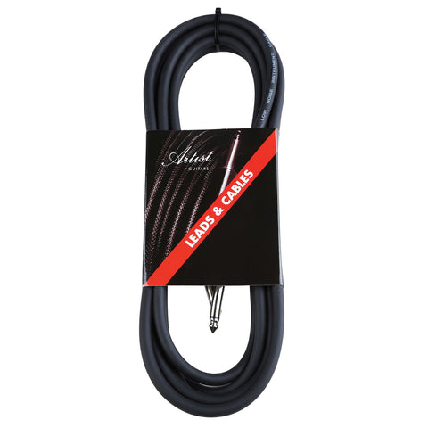 Artist GX10 10ft (3m) Deluxe Guitar Cable/Lead
