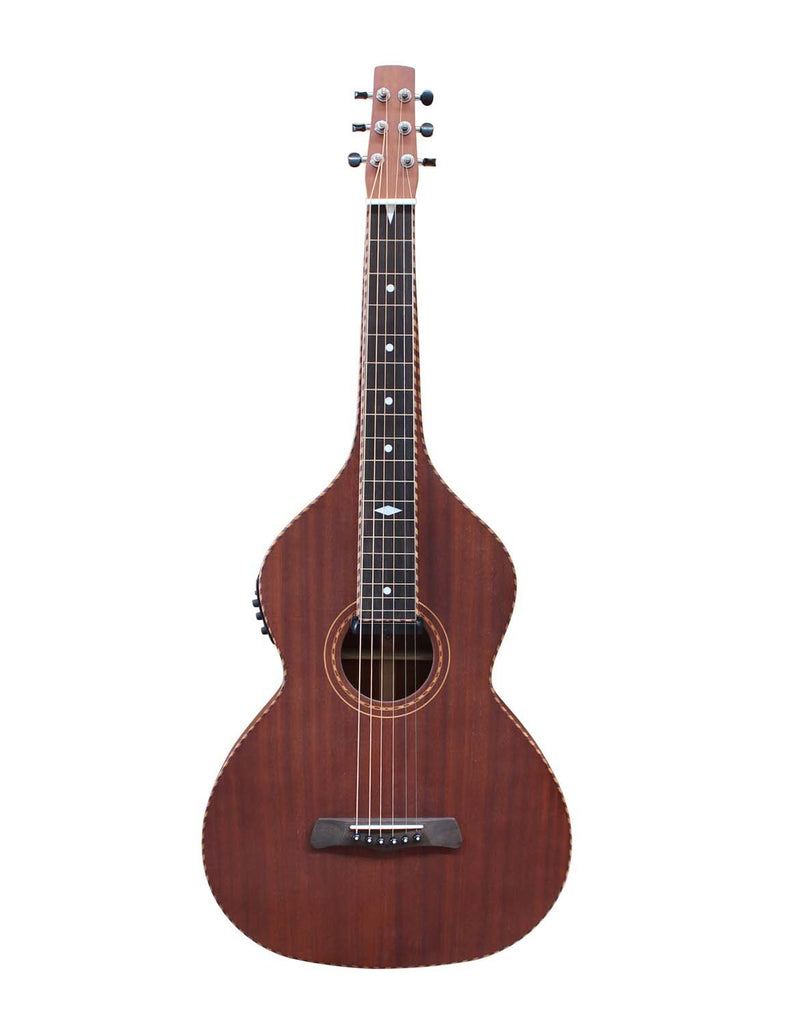 Artist WBS200 Solid Wood Weissenborn with Pickup