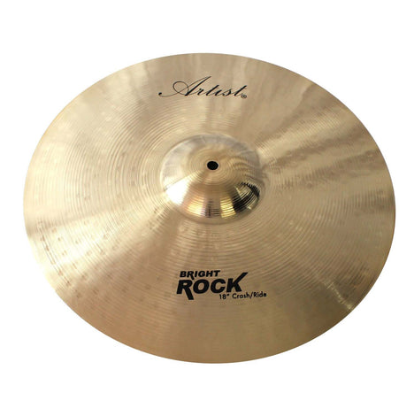 Artist BRCR18 Crash/Ride Cymbal Bright Rock 18 Inch