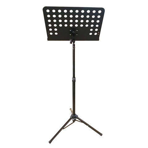 Artist MUS004 Orchestral Music Stand with Adjustable Solid Bookplate