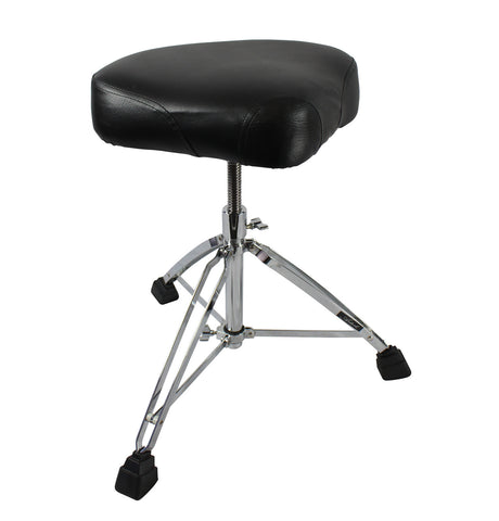 Artist GD7 Drum Throne - Bike Seat Style