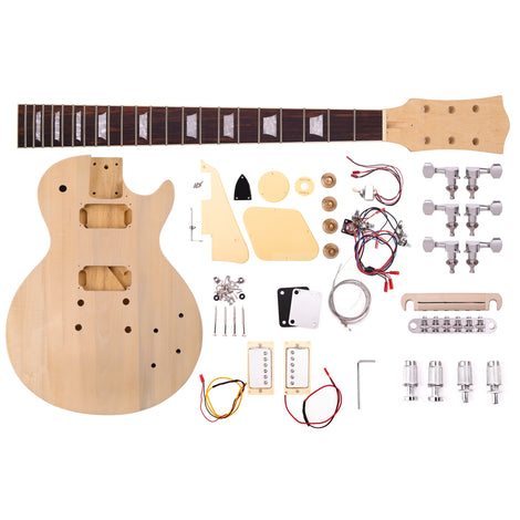 Artist LPDIY Do it Yourself Guitar Kit