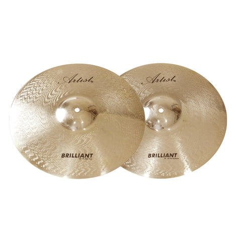 Artist BH14 ​Brilliant Series 14 Inch Hi Hat Cymbal Pair