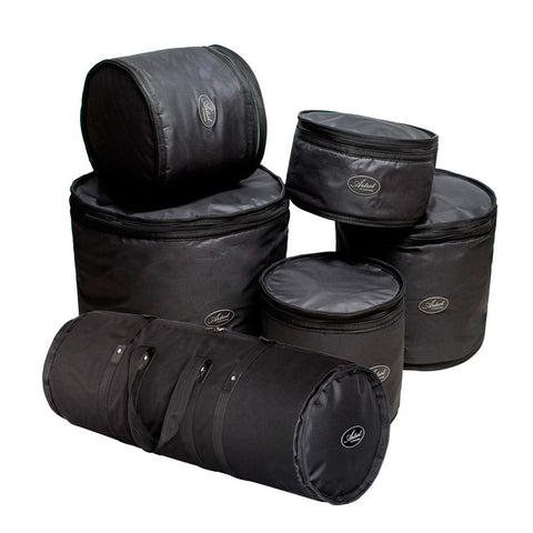 Artist DBROCKLRG High Quality 6 Piece Rock Drum Bag Set