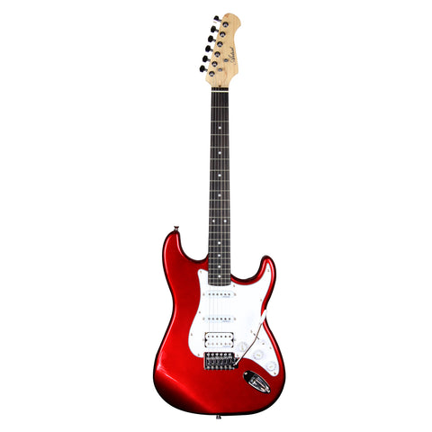 Artist STH Candy Apple Red Electric Guitar + Humbucker