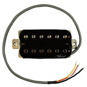 Artist BullBucker Electric Guitar Humbucker Pickup Neck - Black