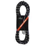 Artist FB15 15ft (4.5m) Fat Boy Braided Guitar Cable/Lead