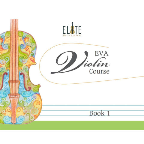 Elite Violin Academy eBook - Adult Edition