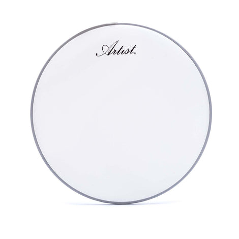Artist SP1014 White Coated Single Ply 14 Inch Drum Skin/Head - 2 Pack