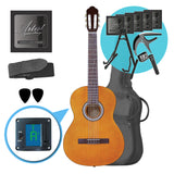 Artist CL44AM Ultimate Beginner Classical Guitar Pack