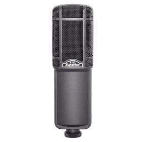 Superlux R102 Aluminum Ribbon Microphone