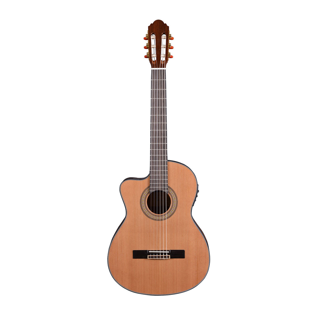 Artist HG39303CEQL Left Hand Classical Guitar Solid Cedar Top + EQ