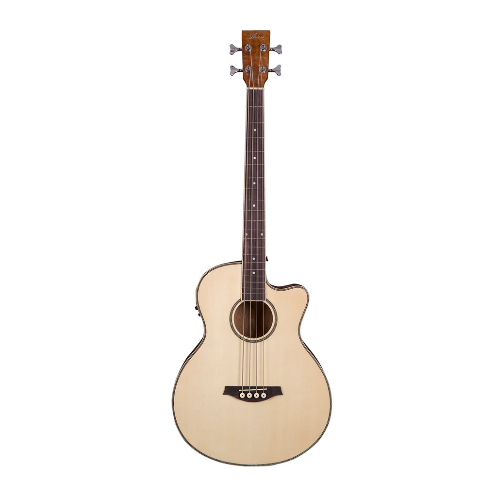 Artist ABJ60CEQ Electro-Acoustic Bass with Cutaway and EQ