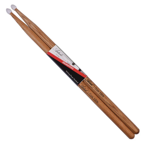 Artist DSO5BN Oak Drumsticks with Nylon Tips