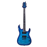 Artist GNOSIS6 Blue Cloud Super ST Style Electric Guitar