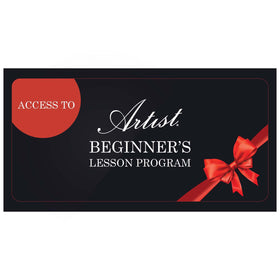 Artist Beginner's Lesson Program Access