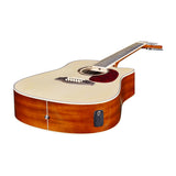 Artist LSP12CEQNT 12 String Acoustic Guitar Pack with EQ + Hard Case