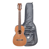 Artist OS60EQ O Sized Parlour Electro-Acoustic Guitar Solid Top w/ HG Bag