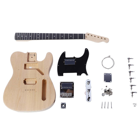 Artist TCDIY Do It Yourself Electric Guitar Kit