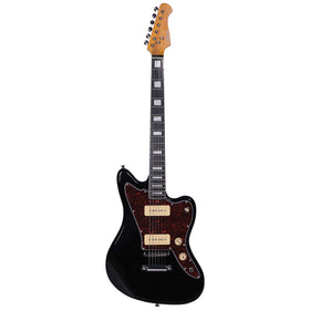 Artist GM1BK Grungemaster Electric Guitar Black