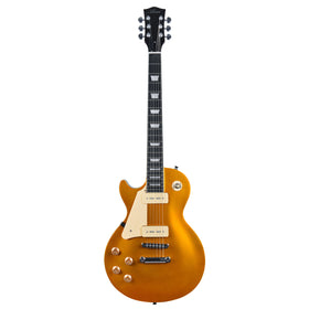 Artist LP59GT90L Left-Handed LP Electric Gold Top w/ P90 Style Pickups