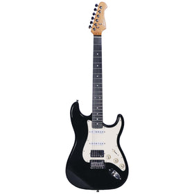 Artist ST62IIIBK Electric Guitar Modern Black