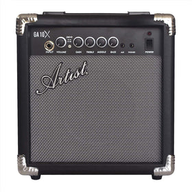 Customer Returned Artist GA10X 10 Watt Guitar Practice Amplifier with MP3 input