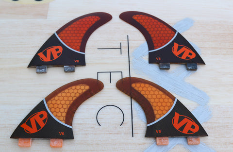 VP Original Quad Sup set