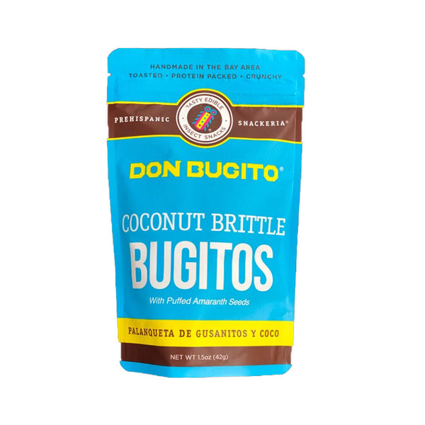 COCONUT BRITTLE BUGITOS