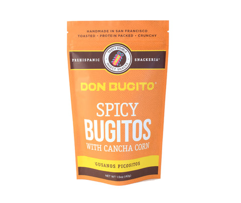 Spicy Bugitos (super food!)