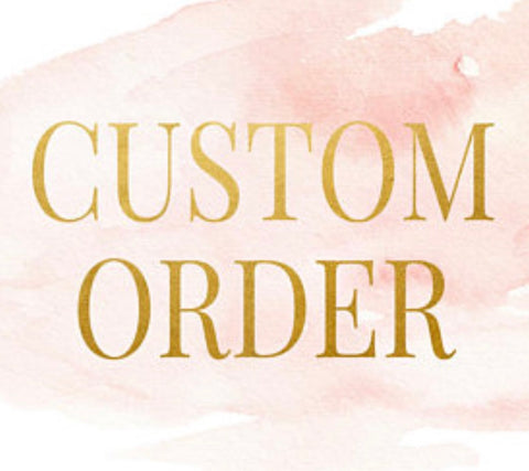 Patricia Cheung's Custom Order