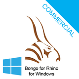 Bongo 2.0 for Windows Commercial Single User (B20)