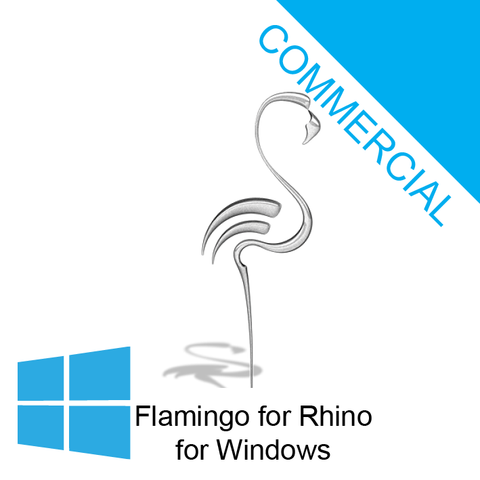 Flamingo nXt for Windows Commercial Single User [F50]