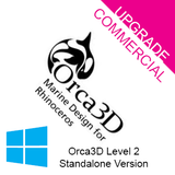 Orca3D Level 2 Commercial Upgrade (Standalone Version)