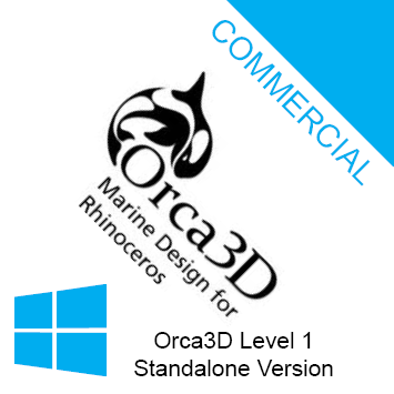 Orca3D Level 1 Commercial (Standalone Version)