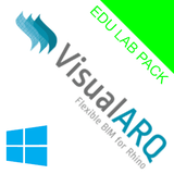VisualARQ 2 Educational Lab (30 licenses)