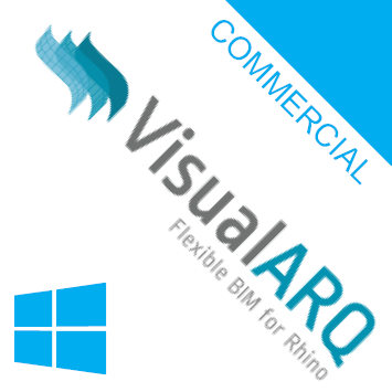 VisualARQ 2 Commercial
