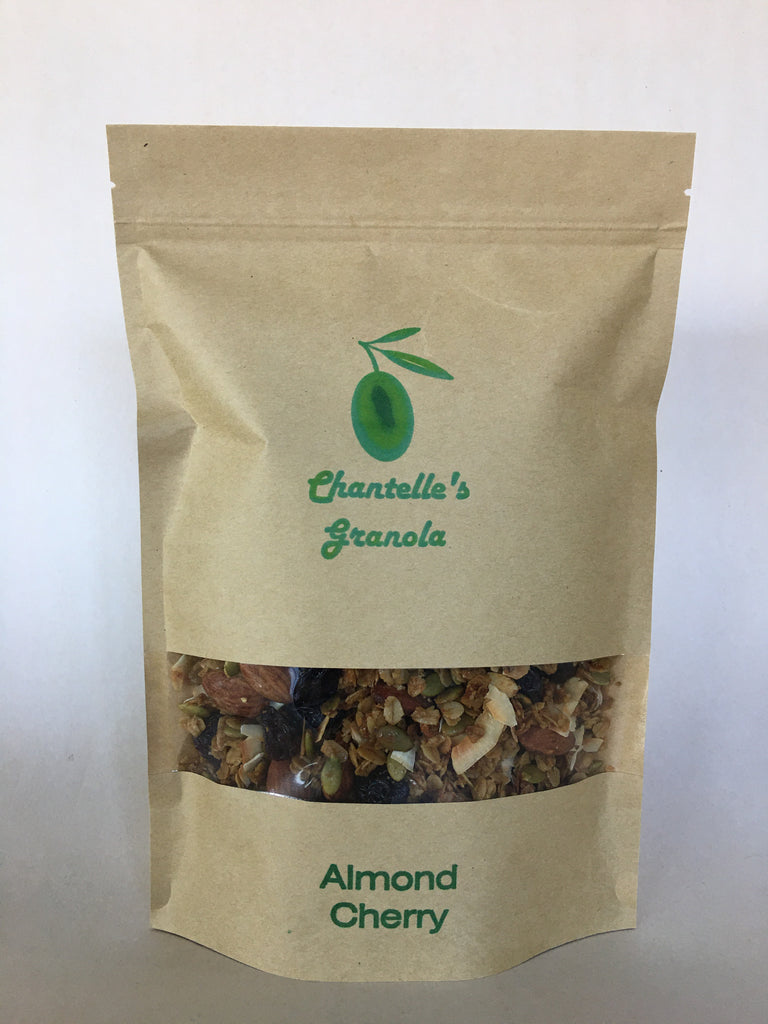 Granola: Almond Cherry 1 lb. Bag