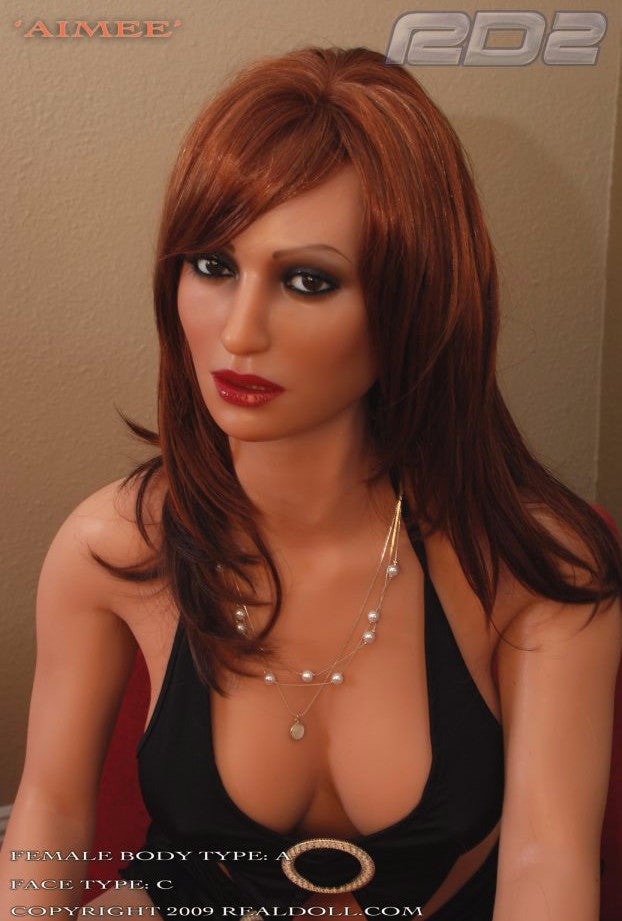 Aimee (Realdoll 2- Configuration 1)
