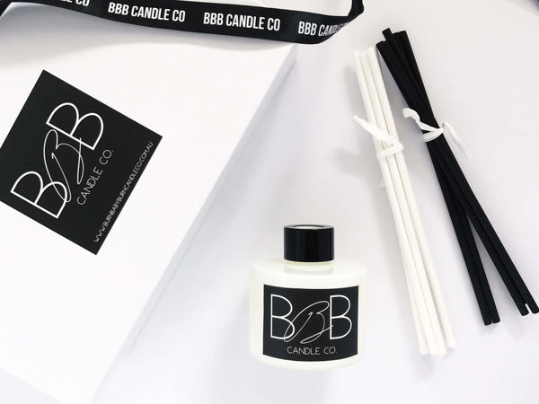REED DIFFUSER / BBB CANDLE CO