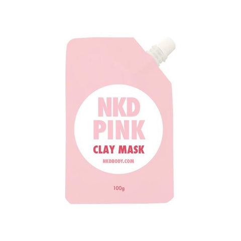NKD PINK - Clay Mask