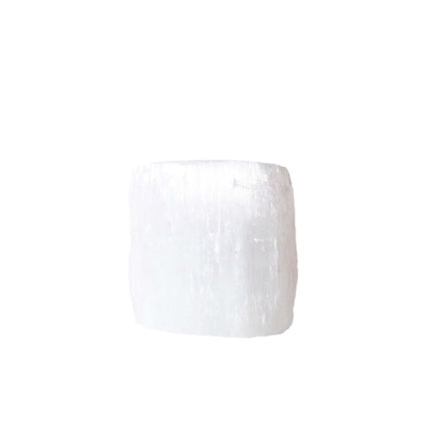 Selenite Tea Light Holder