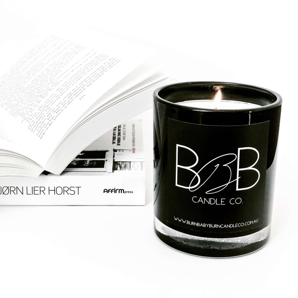 Luxe Candle - Black