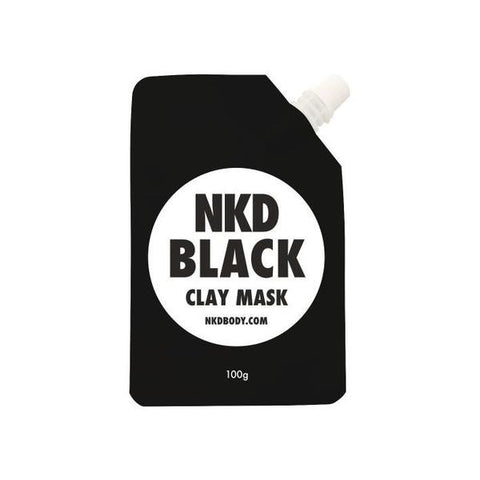 NKD BLACK - Clay Mask