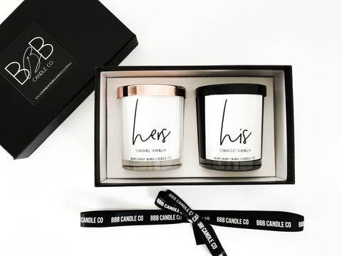 HIS & HERS GIFT PACK