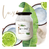 Summer Collection - Lime & Coconut