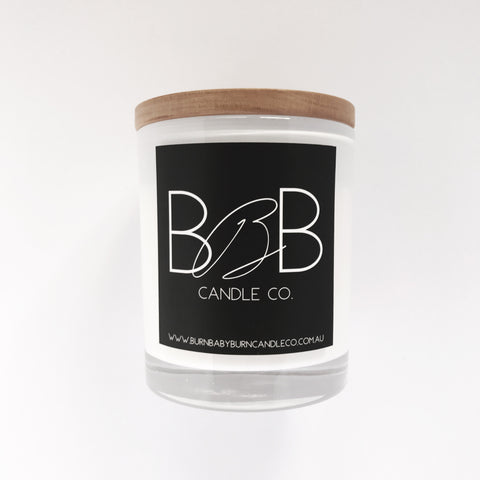 Luxe Candle - White