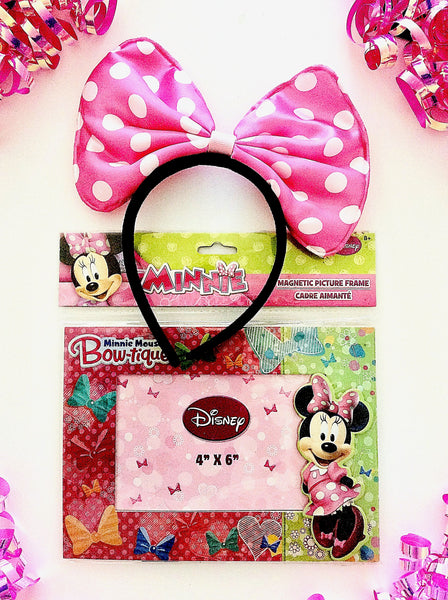 Loot Bag Heaven Disney Mickey Mouse Girls Loot Bag - LOOT BAG HEAVEN