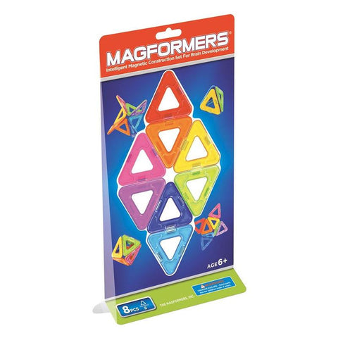 Image of   Magformers 8 stk.